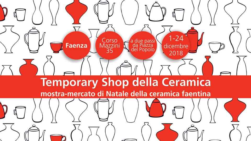 Temporary shop in centro a Faenza